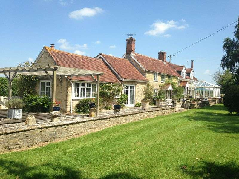 4 Bedrooms Detached House for sale in Stour Provost, Blackmore Vale