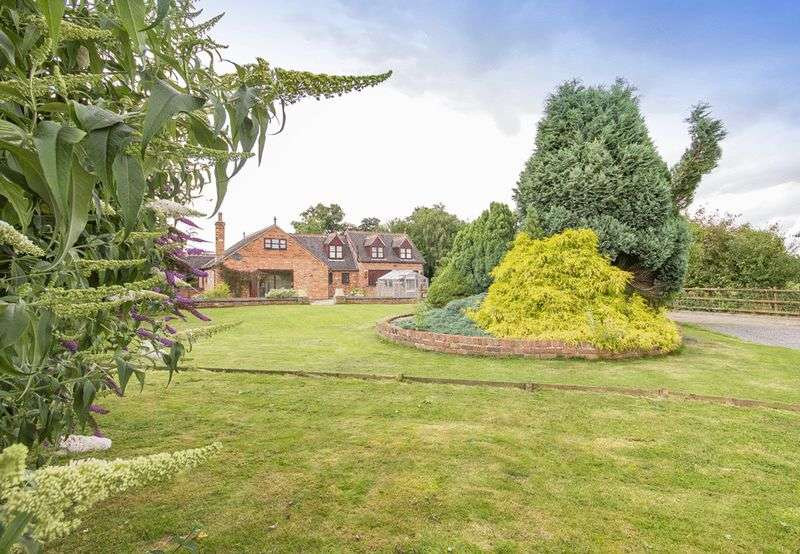 4 Bedrooms Detached House for sale in TWYFORD ROAD, BARROW ON TRENT
