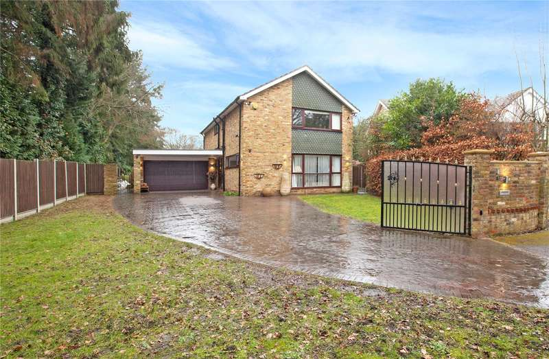 4 Bedrooms Detached House for sale in Barn Close, Farnham Common, Buckinghamshire, SL2