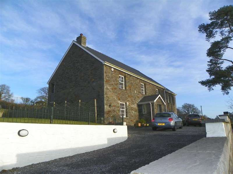 4 Bedrooms Property for sale in Wellfield Road, Abergwili