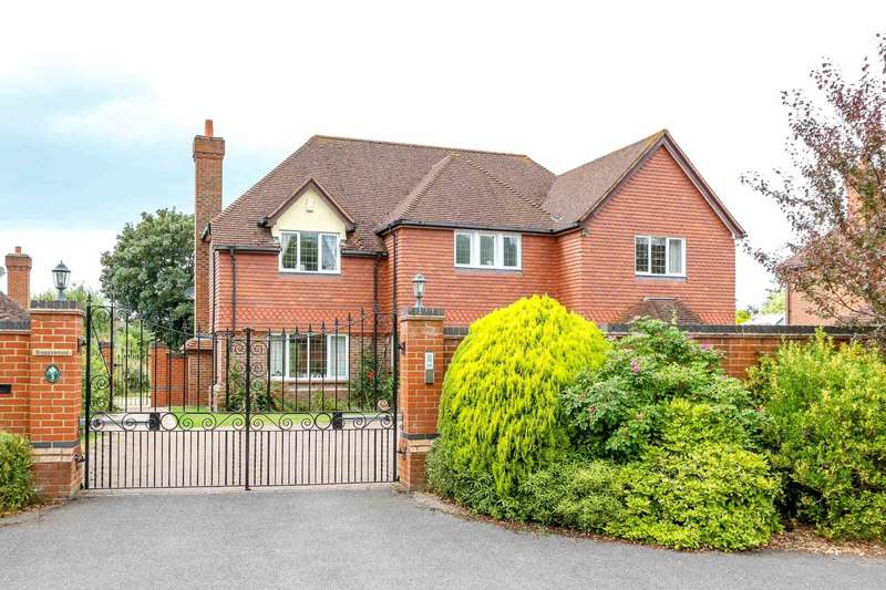 5 Bedrooms Detached House for sale in Wallingford