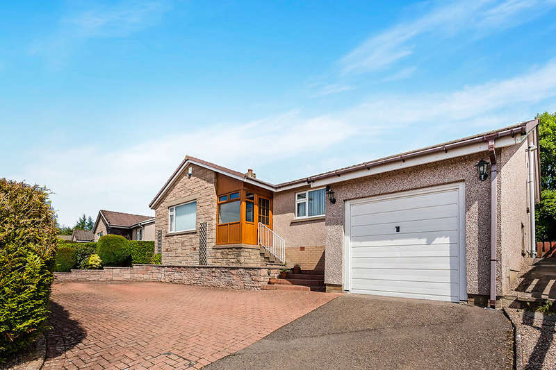 3 Bedrooms Detached Bungalow for sale in Banks Of Brechin, Brechin, DD9