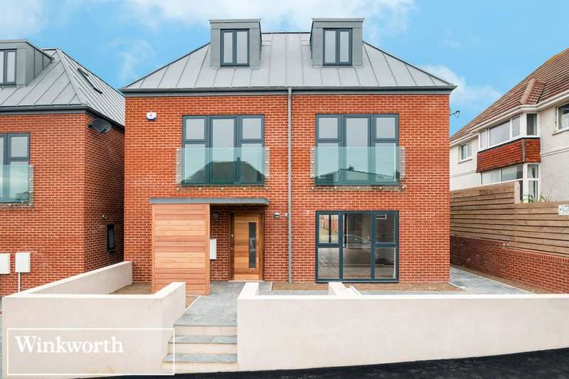 4 Bedrooms Detached House for sale in The Cliff, Brighton, East Sussex, BN2