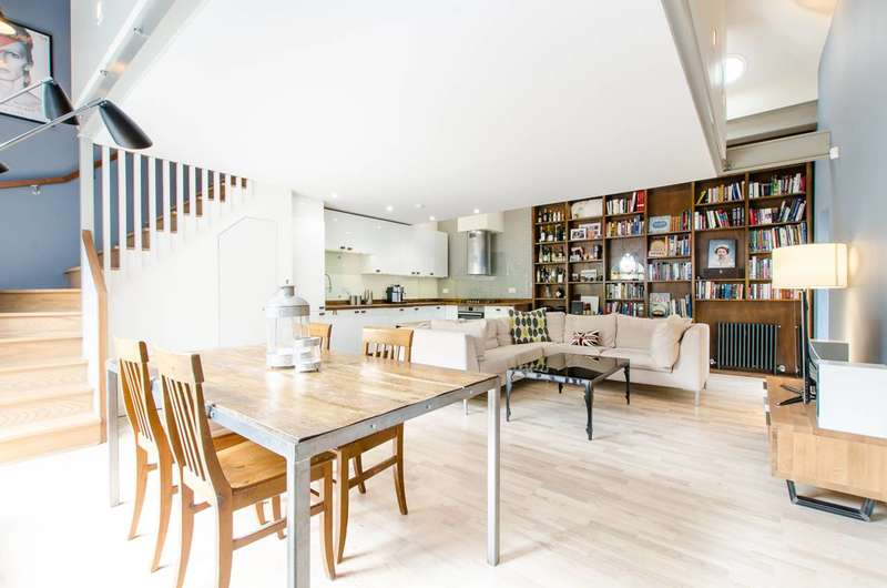 3 Bedrooms House for sale in Dalberg Road, Brixton, SW2