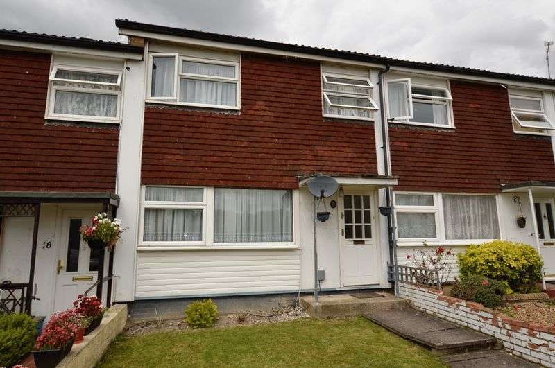 3 Bedrooms Terraced House for sale in Oakhill, Letchworth Garden City