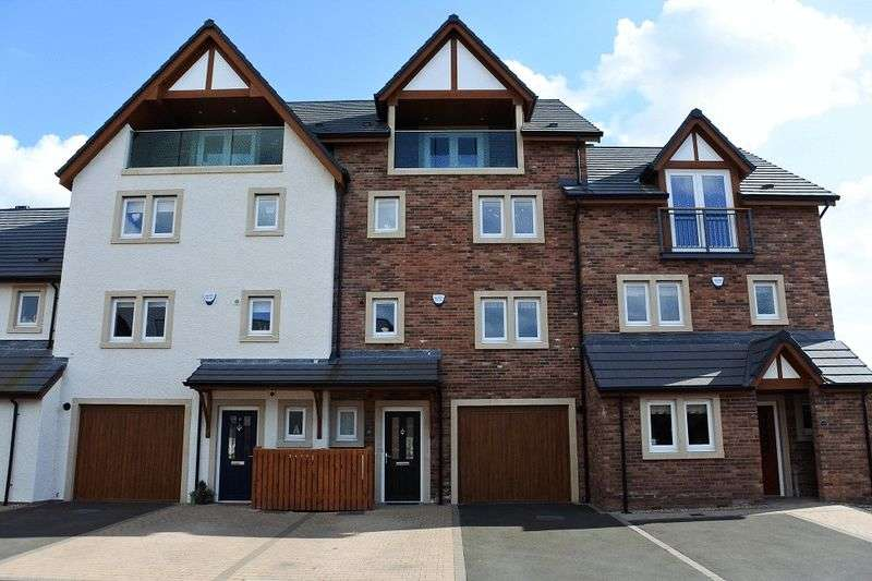 4 Bedrooms Terraced House for sale in Johnston Drive, Carlisle