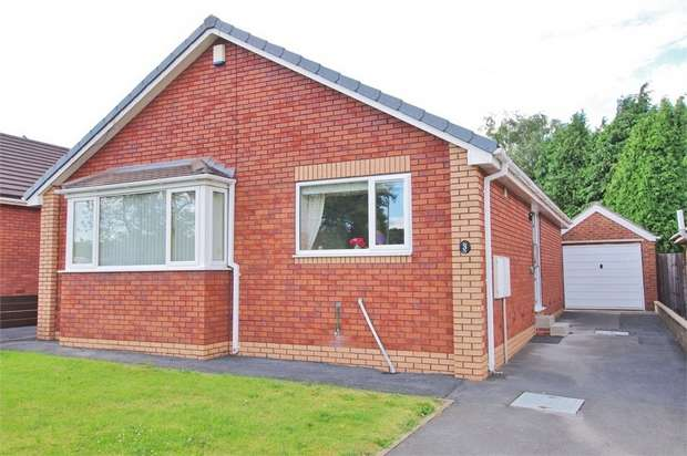 3 Bedrooms Detached Bungalow for sale in Station Road, Lundwood, Barnsley, South Yorkshire