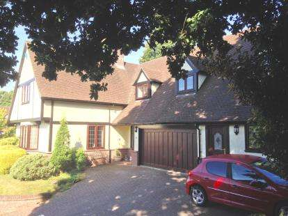 4 Bedrooms Detached House for sale in Bodmin Hill, Lostwithiel, Cornwall