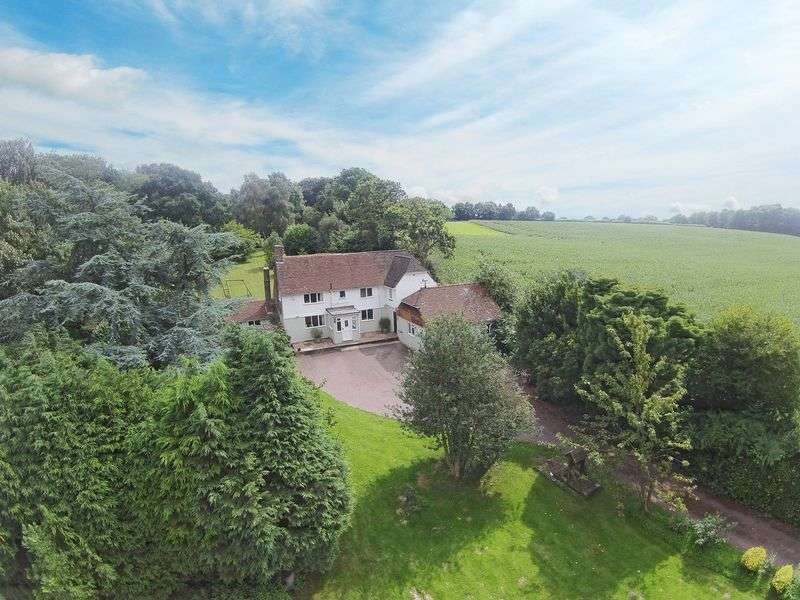 5 Bedrooms Detached House for sale in Holdcroft Lane, East Hoathly, East Sussex