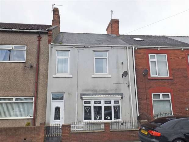 3 Bedrooms Terraced House for sale in Station Road, Hetton-le-Hole, Houghton le Spring, Tyne and Wear
