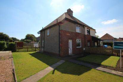 3 Bedrooms Semi Detached House for sale in Moncur Road, Kilwinning, North Ayrshire