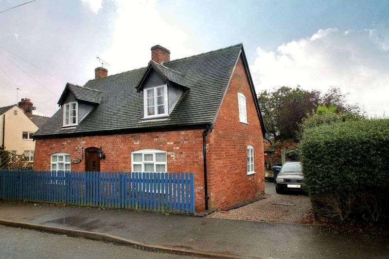 3 Bedrooms Detached House for sale in High Street, Church Eaton