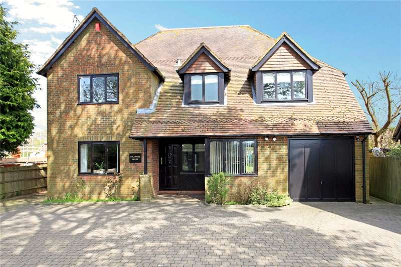 4 Bedrooms Detached House for sale in Church Street, Ropley, Alresford, Hampshire, SO24
