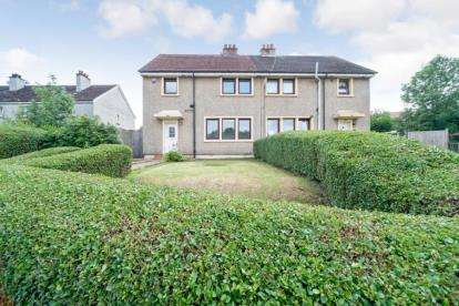 3 Bedrooms Semi Detached House for sale in Northgate Road, Glasgow