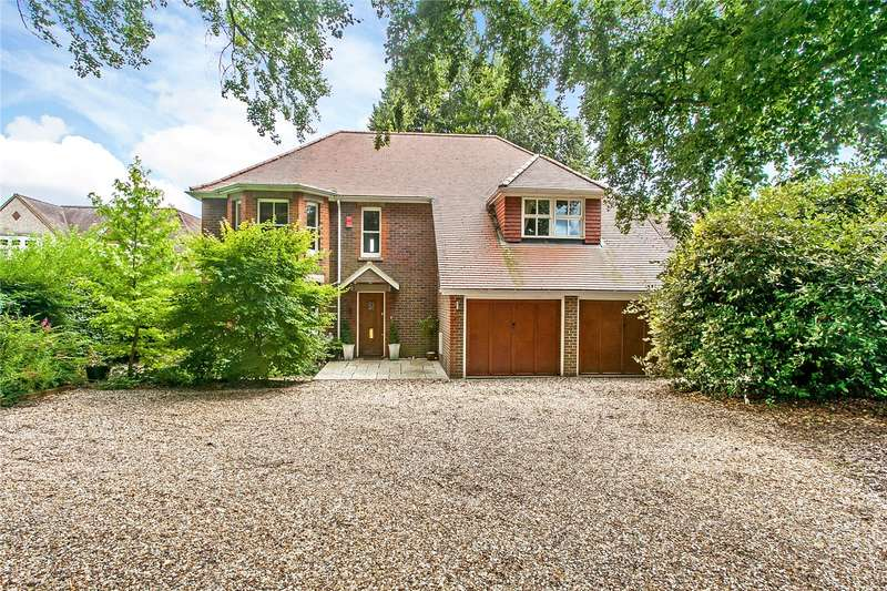 5 Bedrooms Detached House for sale in Harestock Road, Winchester, Hampshire, SO22