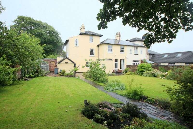 6 Bedrooms Semi Detached House for sale in The Villas, West End, Stoke-On-Trent