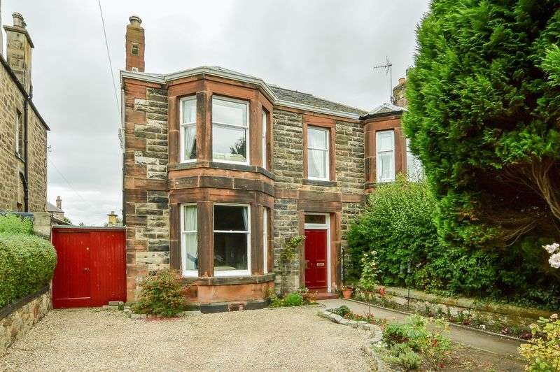 5 Bedrooms Semi Detached House for sale in 4 Melville Road, Dalkeith, Midlothian, EH22 3BY