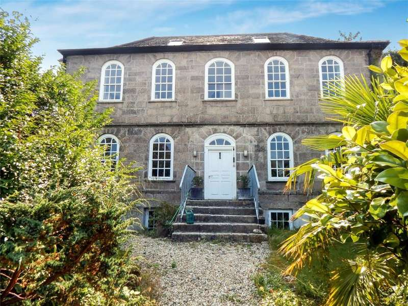 5 Bedrooms Detached House for sale in Fore Street, Newlyn, Penzance