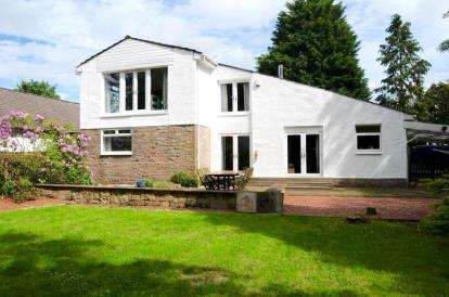 5 Bedrooms Detached House for sale in Mansefield Terrace, Dunlop