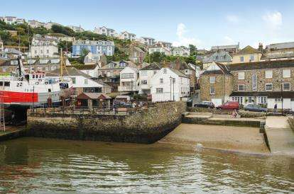 4 Bedrooms House for sale in Polruan, Fowey, Cornwall