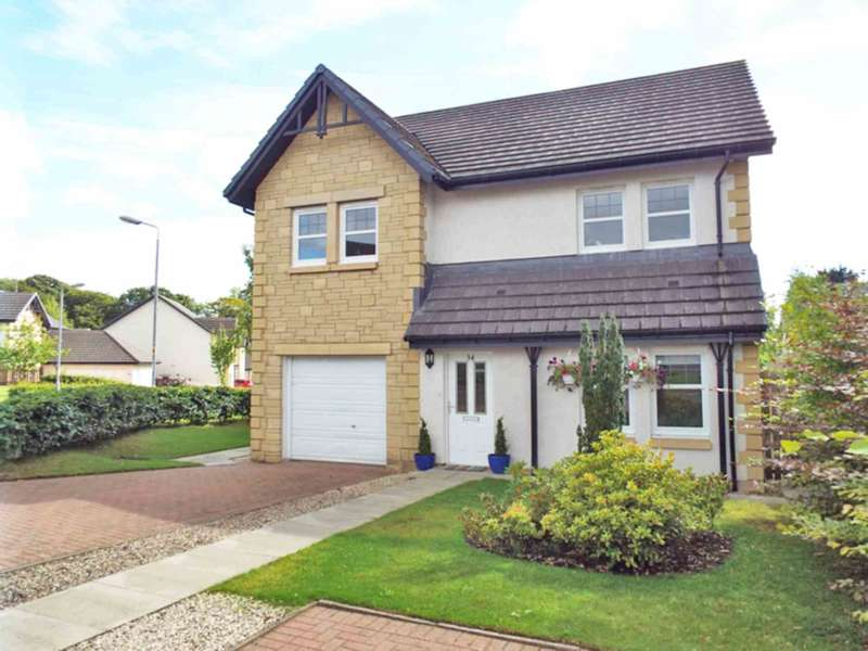 5 Bedrooms Detached House for sale in Glazert Road, Dunlop