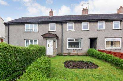 3 Bedrooms Terraced House for sale in Lochlea Drive, Ayr