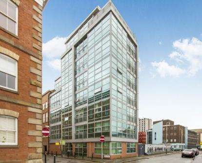 2 Bedrooms Flat for sale in Flat 11, Duke Street, Leicester, Leicestershire