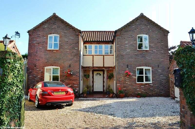 4 Bedrooms Detached House for sale in High Street, Ulceby