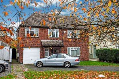 4 Bedrooms Detached House for sale in Sapcote Road, Burbage, Hinckley, Leicestershire