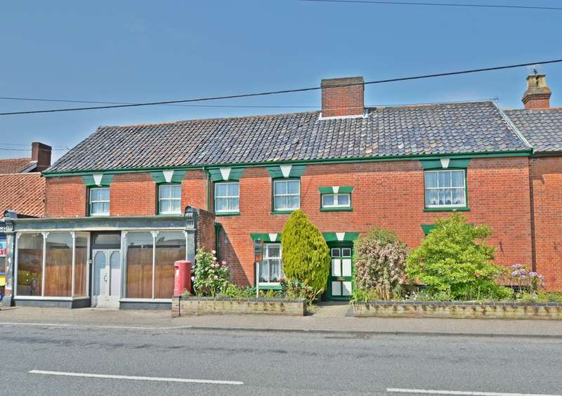 4 Bedrooms Cottage House for sale in The Green, Pulham Market