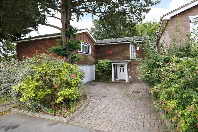 5 Bedrooms Detached House for sale in Stambourne Way, London