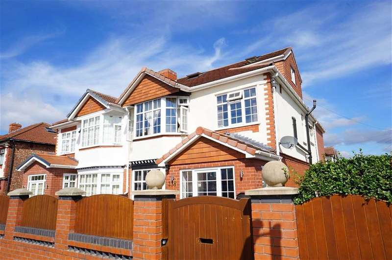 5 Bedrooms Property for sale in Manley Road, Chorlton, Manchester, M21