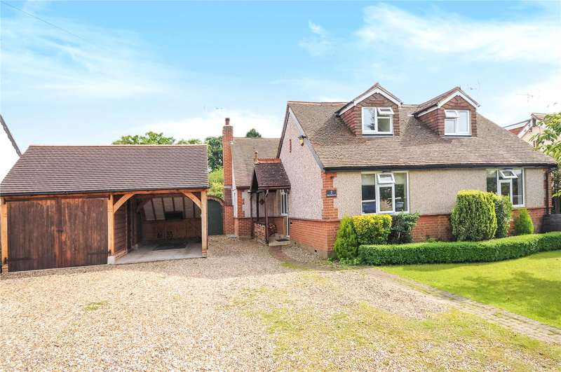 4 Bedrooms Detached Bungalow for sale in Brickfields, Chavey Down Road, Winkfield Row, Berkshire, RG42