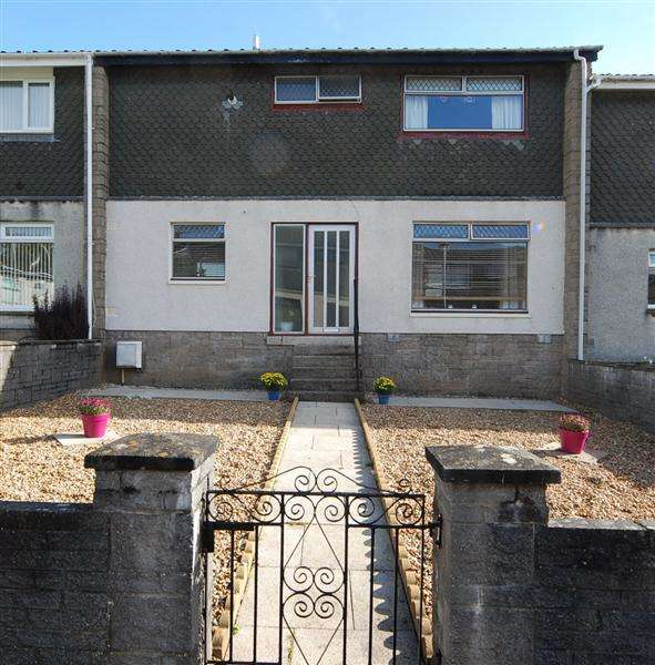 3 Bedrooms Terraced House for sale in Campbell Avenue, Stevenston