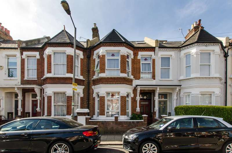 5 Bedrooms House for sale in Gaskarth Road, Clapham South, SW12
