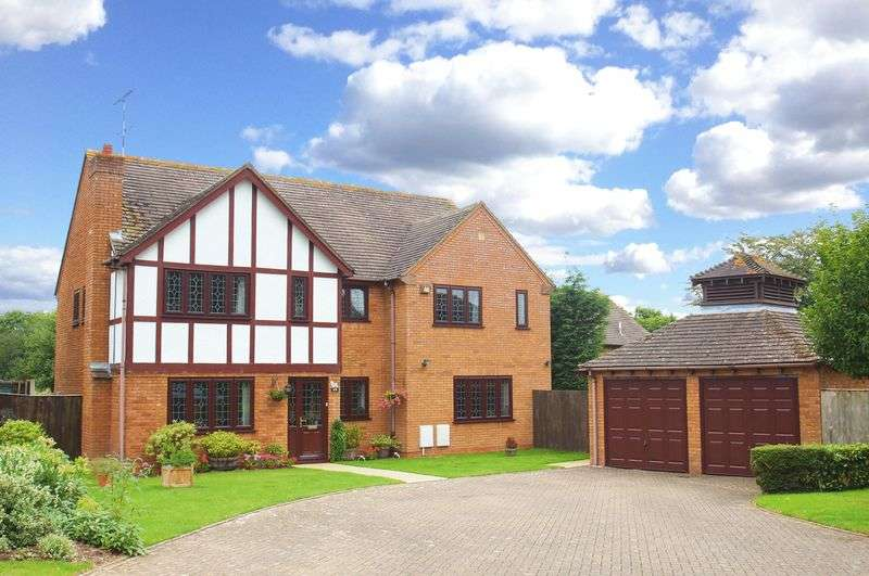 6 Bedrooms Detached House for sale in Hither Green Lane, Bordesley, Redditch, Worcestershire