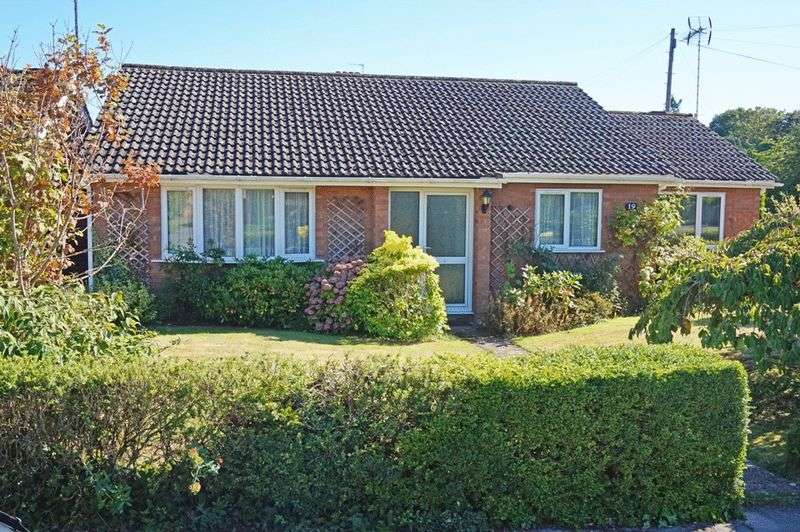 3 Bedrooms Detached Bungalow for sale in Lawn Road, Staplegrove, Taunton