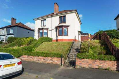 2 Bedrooms Semi Detached House for sale in Campsie Street, Balornock