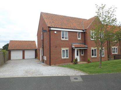 6 Bedrooms Detached House for sale in Oxcroft View, Stanfree, Chesterfield, Derbyshire