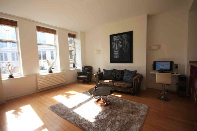 2 Bedrooms Apartment Flat for sale in St Mary`s Parsonage, Manchester