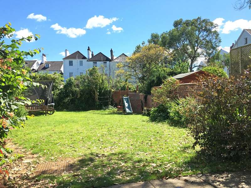 6 Bedrooms Semi Detached House for sale in St Leonards, Exeter