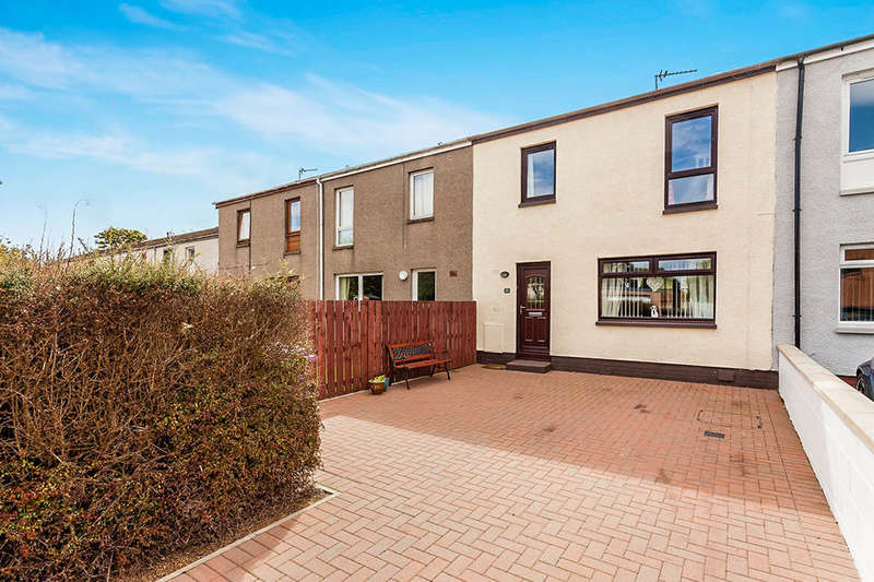 2 Bedrooms Property for sale in Mearns Drive, Montrose, DD10