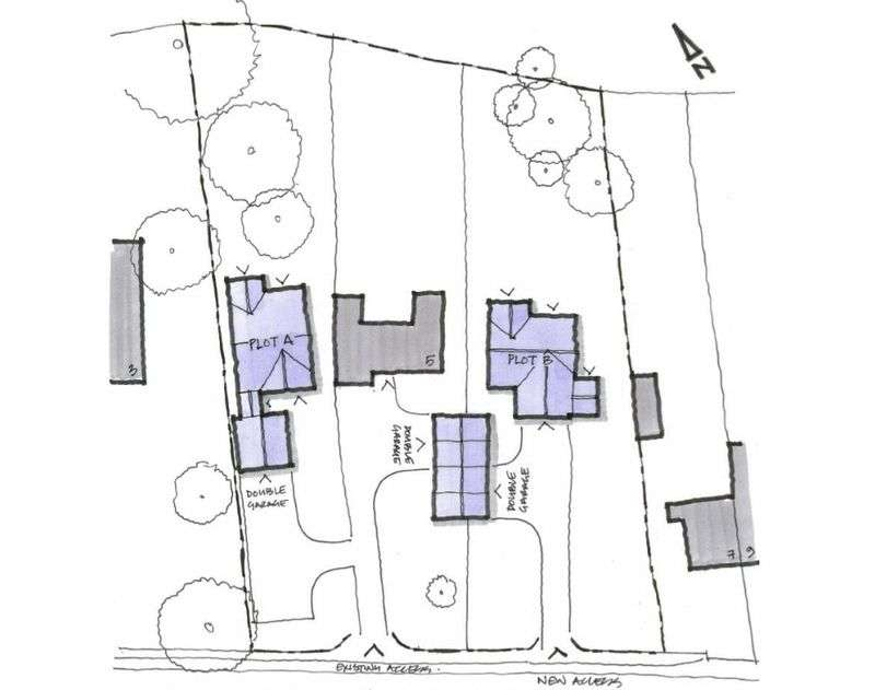 1 Bedroom Property for sale in Development Opportunity in Stibbington, Nr Stamford, PE8