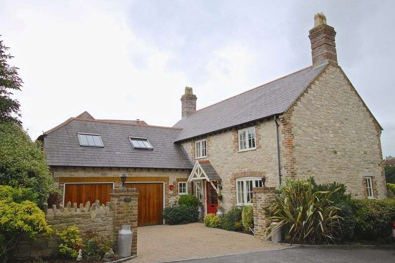 6 Bedrooms Detached House for sale in Sutton Poyntz, Weymouth, DT3