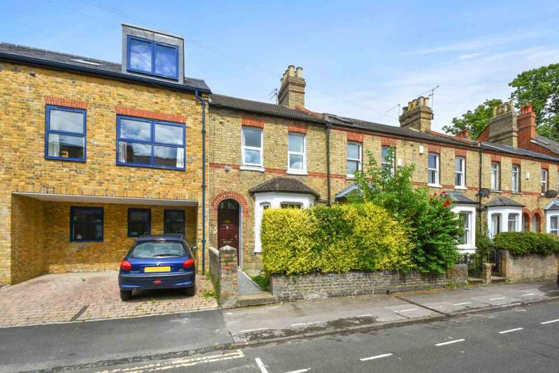 5 Bedrooms Terraced House for sale in St Mary`s Road, East Oxford.