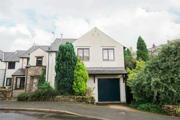 3 Bedrooms Semi Detached House for sale in Lower Abbotsgate, Kirkby Lonsdale, Carnforth, Cumbria