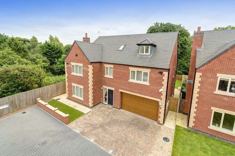 6 Bedrooms Detached House for sale in OAK DRIVE, THE HOLLOW, DERBY