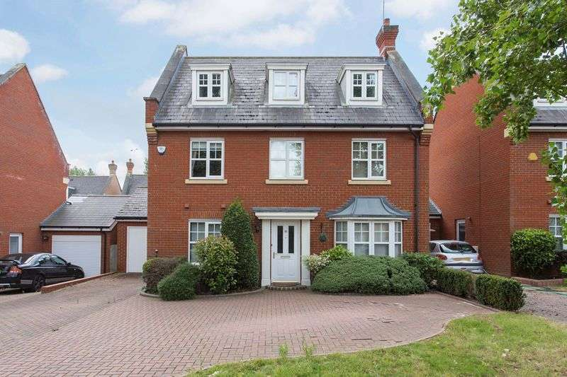 5 Bedrooms Detached House for sale in Hazel Lane, Repton Park