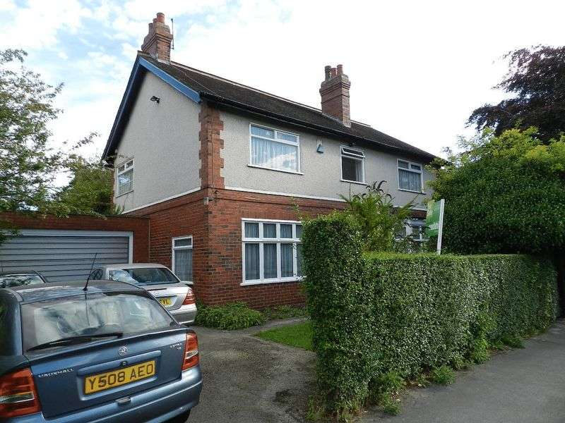5 Bedrooms Detached House for sale in West Parade, Leeds