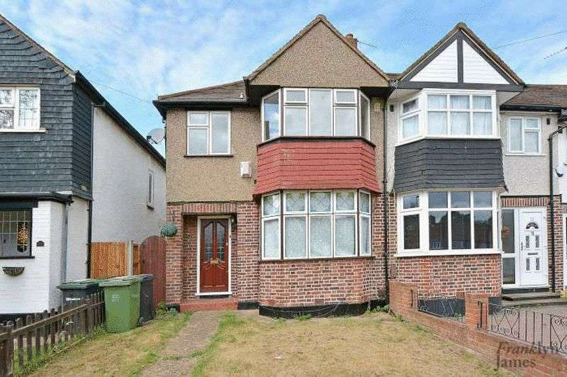 4 Bedrooms House for sale in Jevington Way, Grove Park, SE12